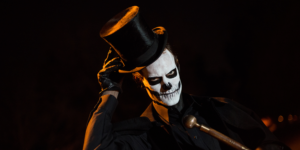 Gentleman Death – MN Halloween
