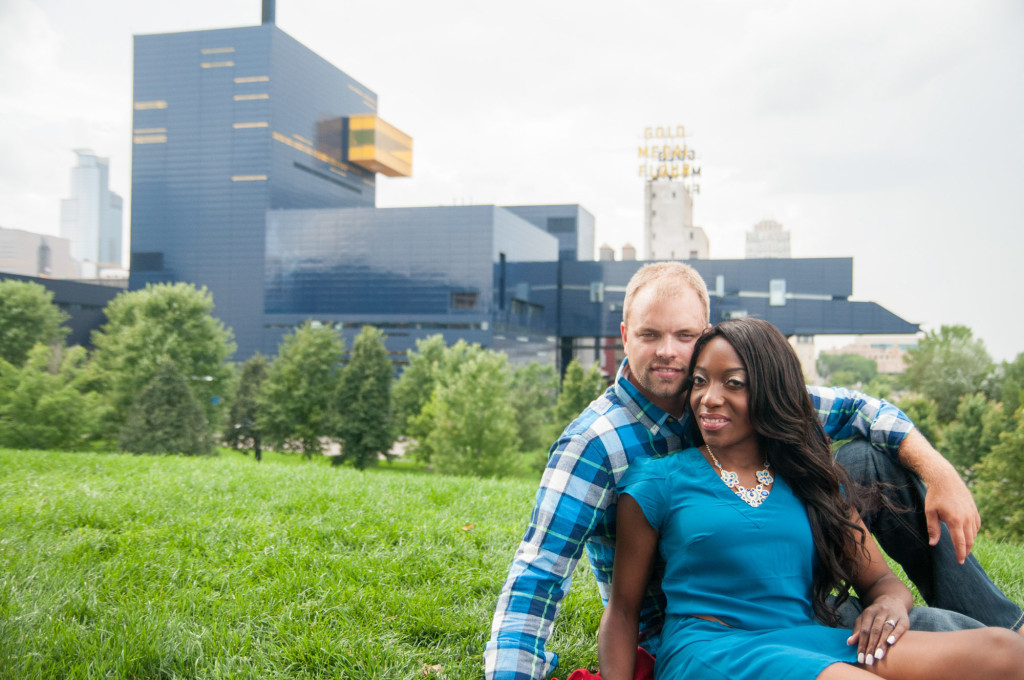 Paulette and Theron's summer engagement at The Guthrie Theatre in Minneapolis, MN